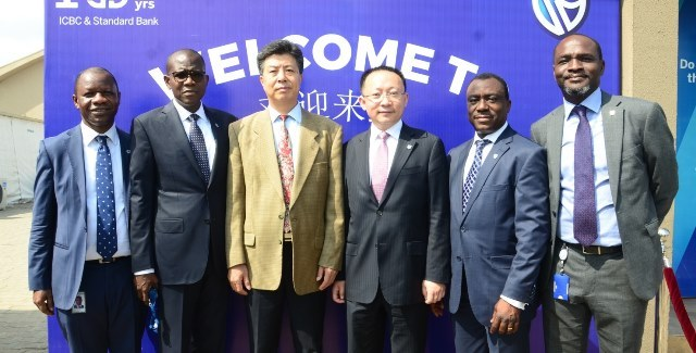 Stanbic IBTC addresses China's role in bank's ecosystem
