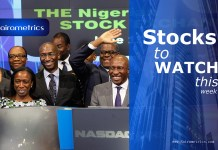 Stock to watch this week, Airtel Africa