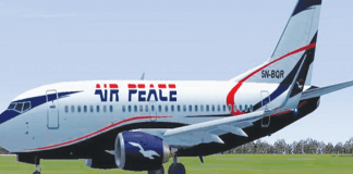 Air Peace, NCAA