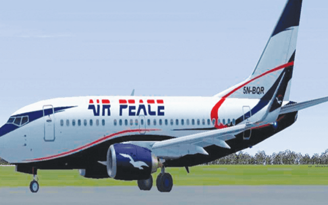 Air Peace, Air Peace, NCAA, Air Peace gets rights to commence daily flights to South Africa