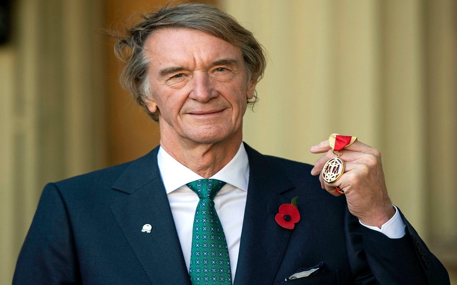 Jim Ratcliffe may buy Chelsea