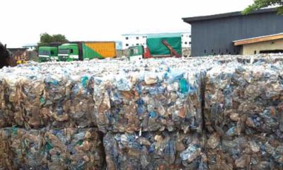 Lexsz Plastics Limited, China ban trash, Recycling companies, Bloomberg, Punch