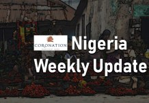 Nigeria Weekly Update: Naira interest rate adjustment