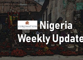 Central Bank of Nigeria (CBN), Nigeria Weekly Update: Naira interest rate adjustment