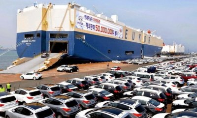 Nigeria spent N161 billion to import used Vehicles from US in 2018