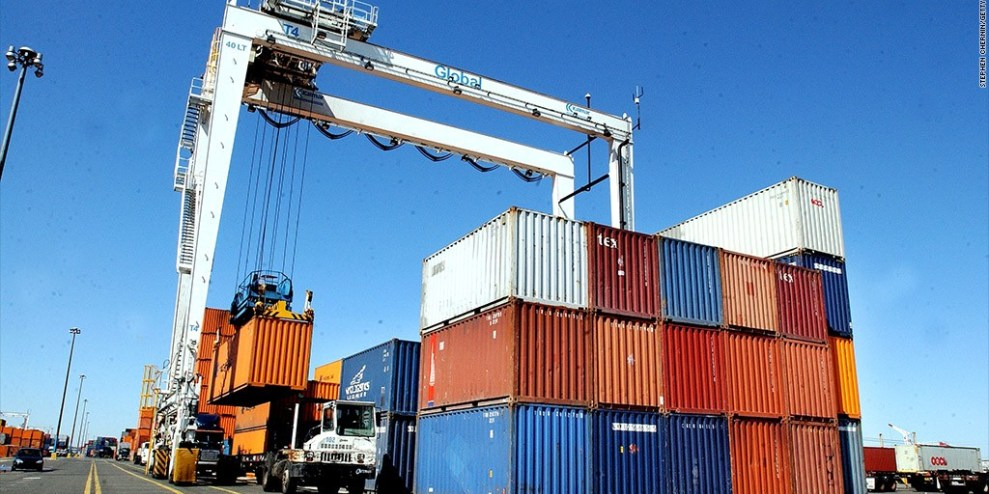 Top trading partners for Nigeria's exports and imports in 2019
