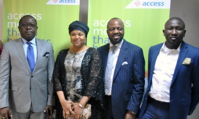 ACCESS BANK PLEDGES N1BILLION TO PROMOTE SMEs