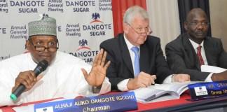 Dangote Sugar Plc
