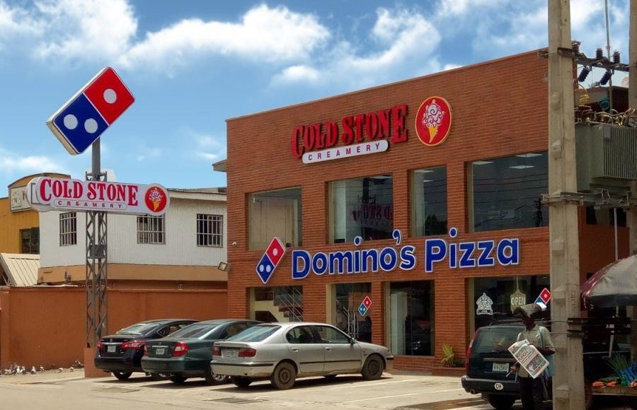 Domino's Pizza in Nigeria. Pizza companies, Debonairs Pizza