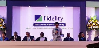 Fidelity Bank MD assures investors of better dividends ahead
