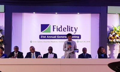 Fidelity Bank MD assures investors of better dividends ahead, Fidelity Bank announces appointment of two Deputy Managing Directors