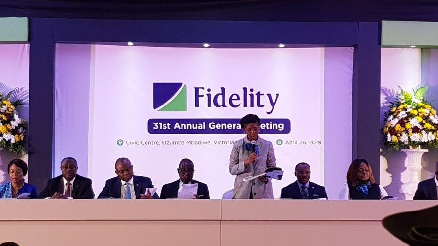 Fidelity Bank MD assures investors of better dividends ahead