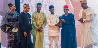 2nd Annual PEBEC Awards Recognises MDAS, PUBLIC & Private Sector Supporters for Improving Nigeria's Business Climate