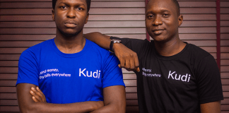 Kudi secure Series A funding, Kudi Co-Founders, Yinka Adewale, Pelumi Aboluwarin, Kudi and Partech, Y Combinator