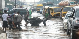 Lagos to Badagry road, a death trap?