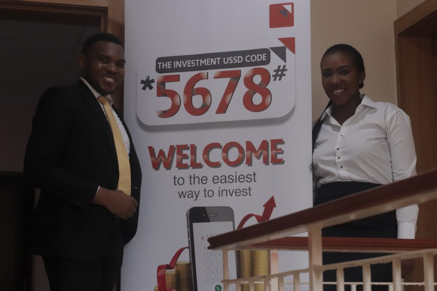 Investment One launches *5678# USSD code for easy investment