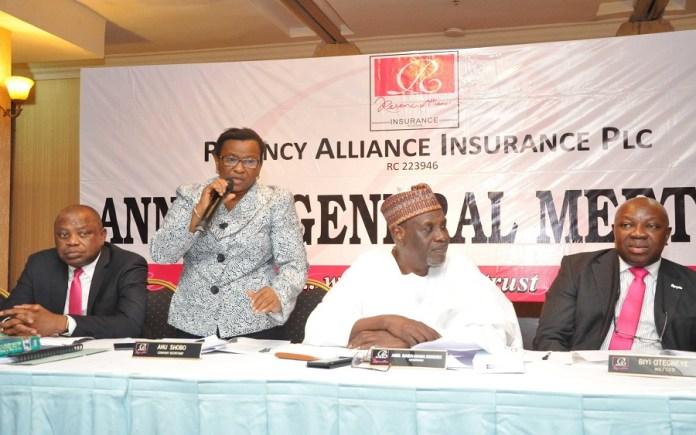 Regency Insurance Plc