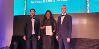 Access Bank's XclusivePlus wins best affluent banking initiative in West Africa
