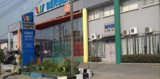 Berger Paints Plc