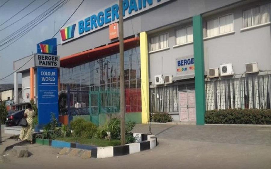 Berger Paints Plc