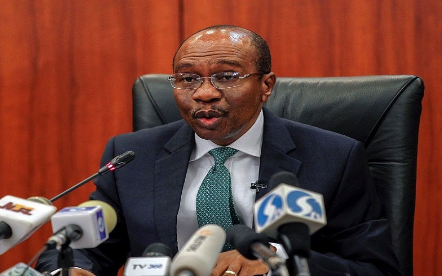Emefiele seeks restriction of banks from access to bonds and treasury bills