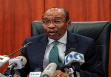 Godwin Emefiele, LDR, CBN, DMBs, Loan to Deposit Ratio