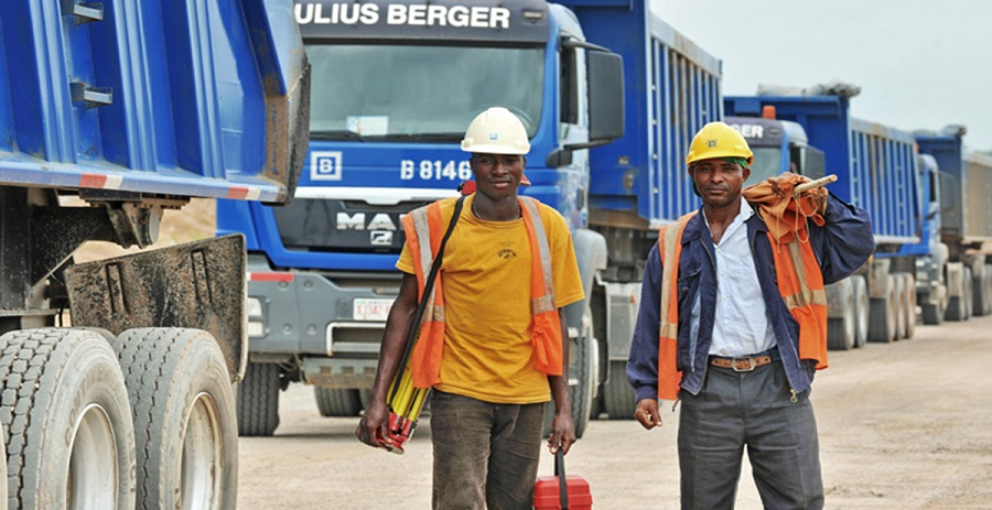 Julius Berger tells investors there're no plans for a rights issue at the moment