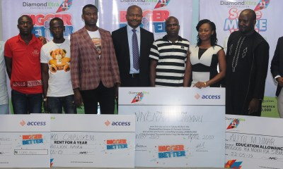 DiamondXtra draw, Access Bank and Diamond Bank merger