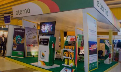 Shareholders endorse Eterna Plc's dividend payment despite decline in profit