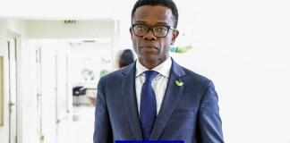 Olumide Adeosun, Forte Oil Plc, Forte Oil CEO