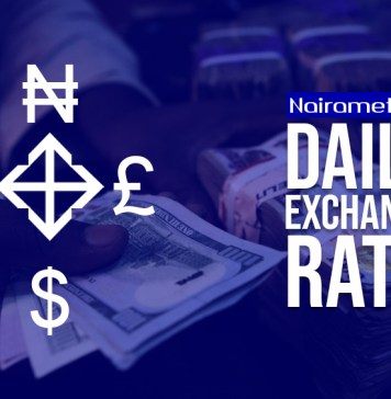 Forex, NIGERIA: Daily Parallel Market, Exchange Rate