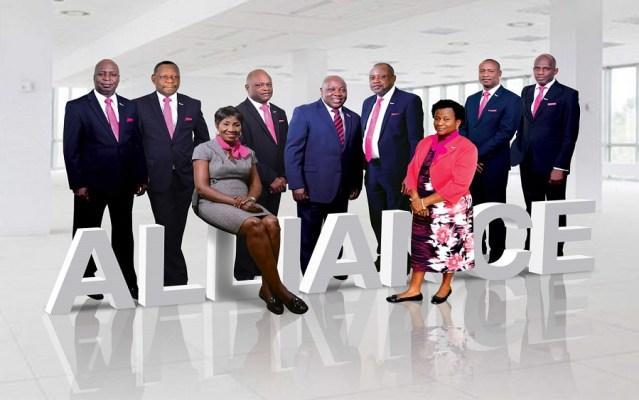 Regency Alliance dividend