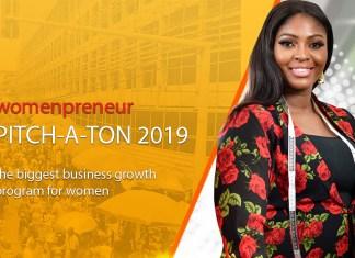 Access Bank Womenpreneur Pitch-A-Ton 2019