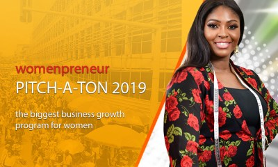 Access Bank Womenpreneur Pitch-A-Ton 2019