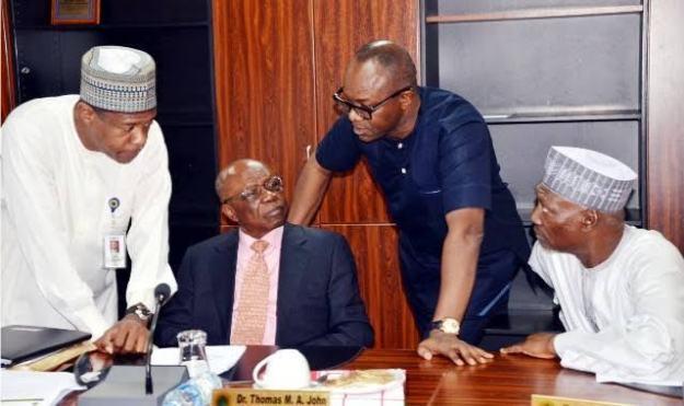 Buhari appoints Thomas John as NNPC Board Chairman
