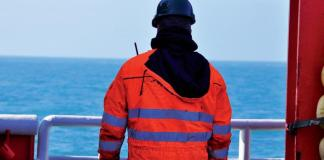 Indian seafarer