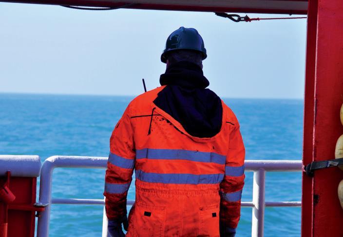 Indian seafarer
