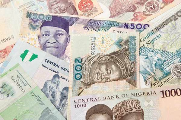 Money,Many odds against the naira