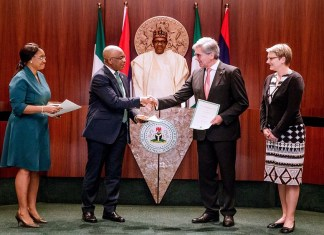 Buhari signs Siemen's deal, Nigeria-Siemens electricity deal, Power: FG signifies financial commitment to Siemens agreement