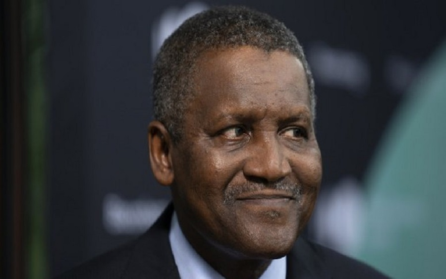 Dangote makes about N20.13bn from cement sales every day