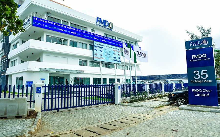 FMDQ changes company name, FMDQ Clear Limited, Securities and Exchange Commission