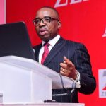 Zenith Bank GMD Ebenezer Onyeagwu, Central Bank of Nigeria, CBN's loan-to-deposit ratio policy, Nigerian Stock Exchange NSE stocks, Banks in Nigeria, Deposit Money Banks in Nigeria, Zenith Bank collaborates with fintechs, but insists it is not scared to compete with them, Zenith Bank sets withdrawal limit for customers, as dollar sells for N400