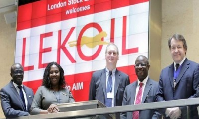 Lekoil, NSE, Lekoil secures $11.5 million facility