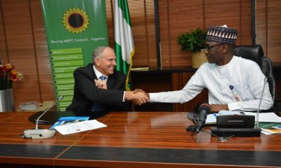 NNPC to partner Chevron