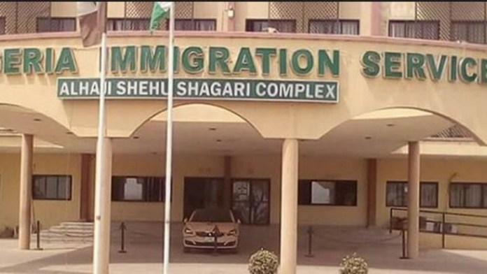 Nigeria Immigration Service, Nigerian Passport, NIS generates