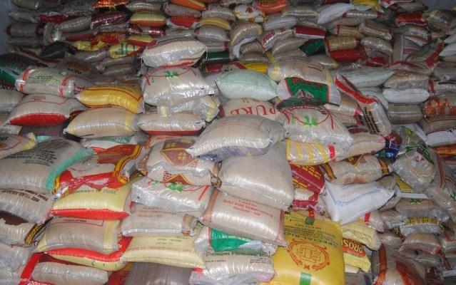 Buhari food Items