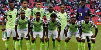 Zenith Bank, Super Eagles