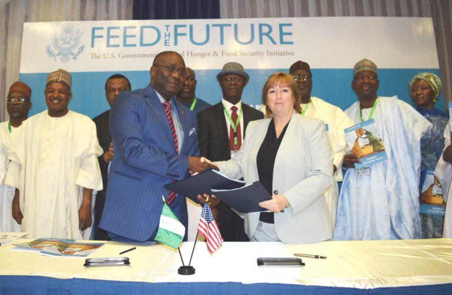 Agric sector, Nigerian government