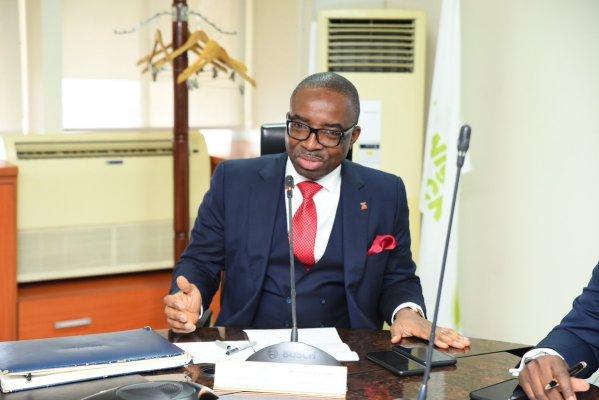 Zenith Bank GMD and CEO Mr. Ebenezer Onyeagwu, loans, loan