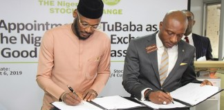 NSE unveils 2face as ambassador
